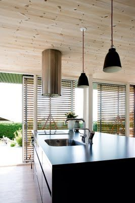 This summer house is located in Horsnes/Denmark