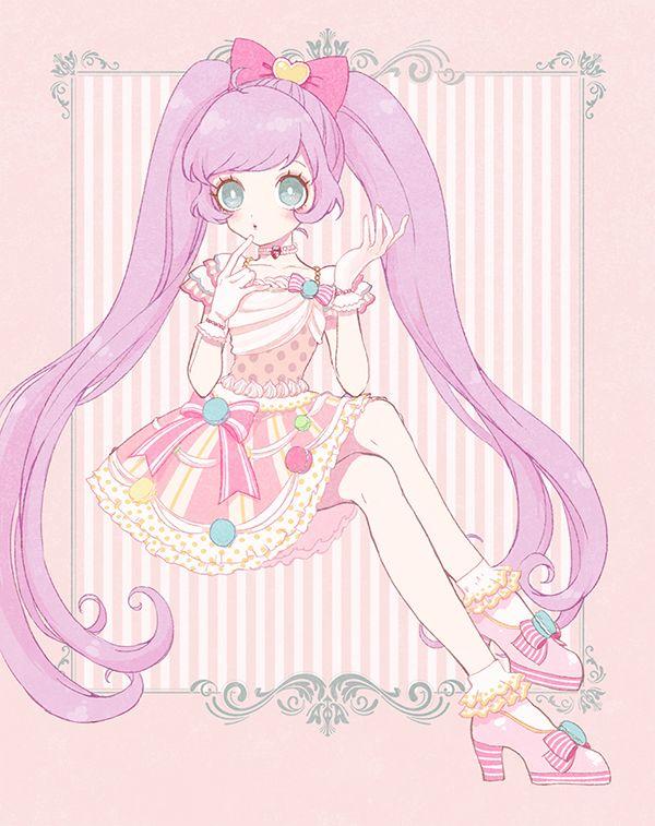 Lala of Pripara #sweetlolita