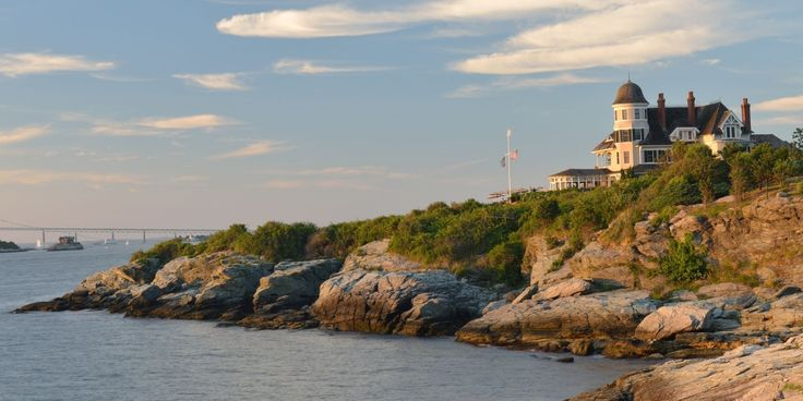 15 Dreamy Photos of Newport, Rhode Island That'll Make You Want to Visit This Summer - TownandCountrymag.com
