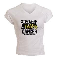 Stronger Ewing Sarcoma Cancer Performance Dry T-Sh> Ewing Sarcoma  - Stronger than Cancer Shirts > Hope & Dream Cancer Awareness T-Shirt Store