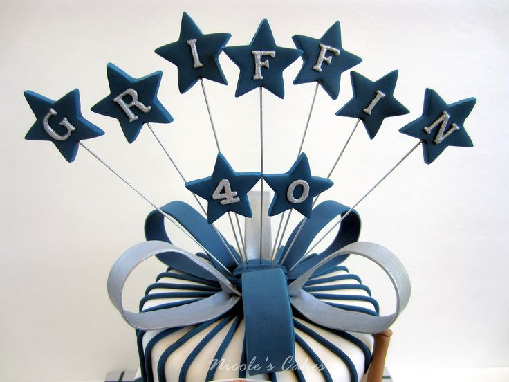 Male 40th Cake Ideas Google Search Party Ideas
