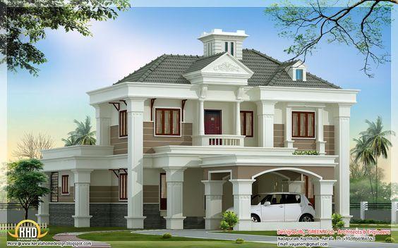 architectural designs | Green architecture house plans kerala home design architecture house ...