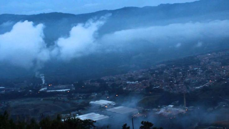 Contaminación del aire en Girardota