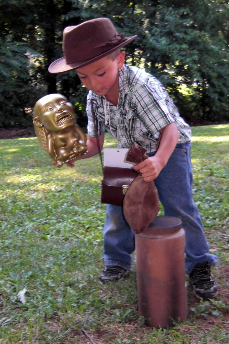 Indiana Jones Parties for boys Parties for