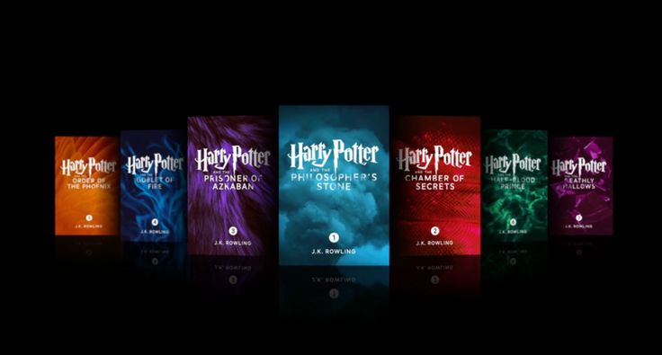All seven Harry Potter books now available to buy in iBooks, featuring exclusive interactive animations and author notes