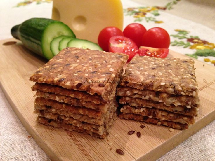 Svéd ropogós kenyér
