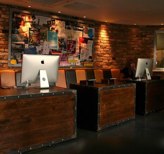 Hoxton Hotels New iHox Area