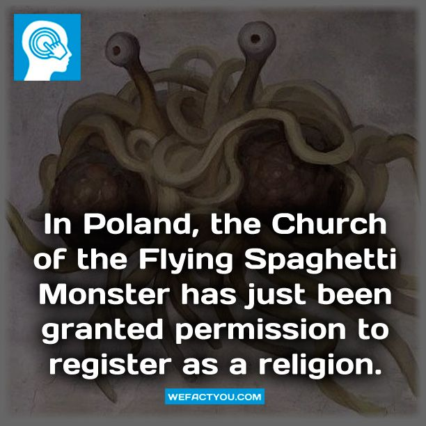 22 best Flying Spaghetti-Monster images on Pinterest ...