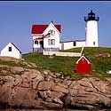 light house, off of cape code