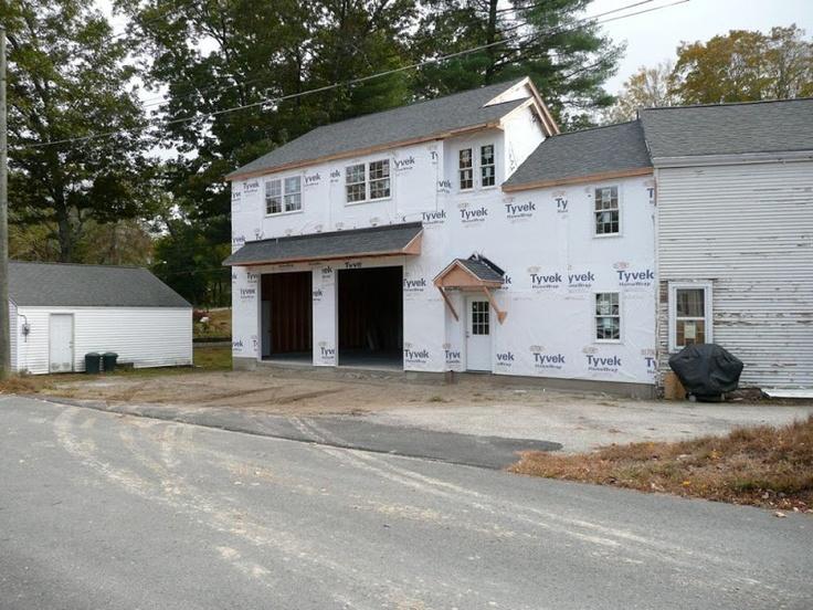 Eyebrow Roof Over Garage Doors Garage Planning In 2019