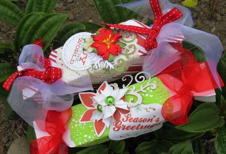 Artfull Crafts: Megan - Christmas Crackers