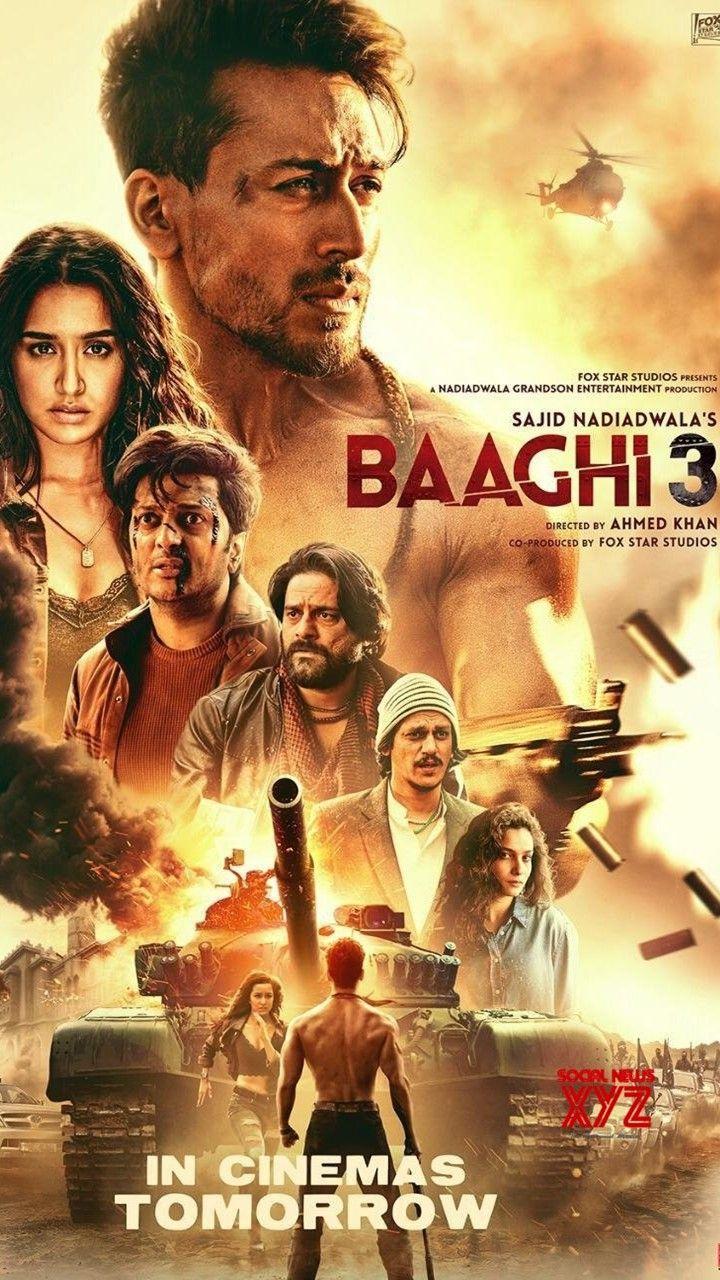 Baaghi 3 Movie Free Download In Hd Hindi Bollywood Movies Movies Online Free Film Hd Movies
