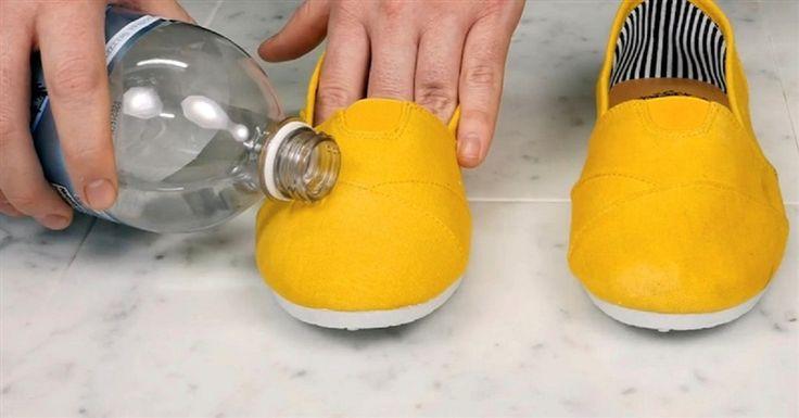 Прочная и непромокаемая обувь за 2 минуты. Как я счастлив, что знаю этот трюк!