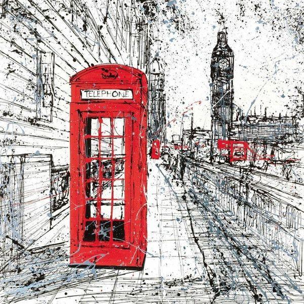 Heart of London - Paul Kenton - 1