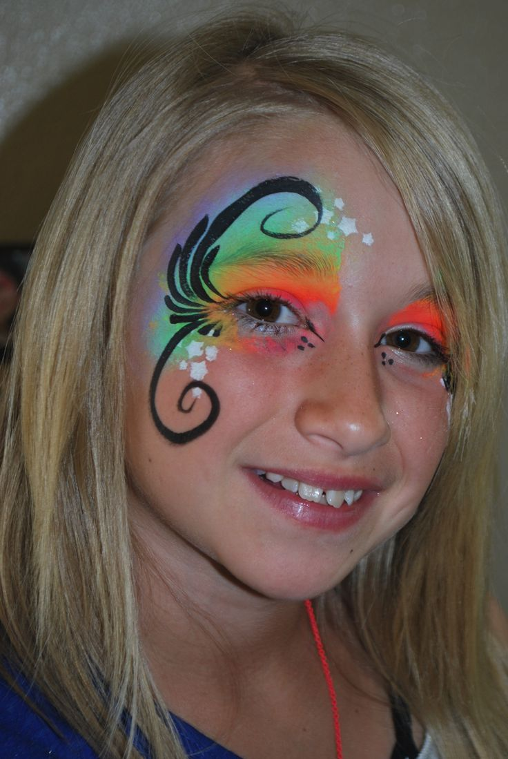 67 best face paint images on pinterest body painting carnivals face painting popular eye design by mc fandeluxe Ebook collections