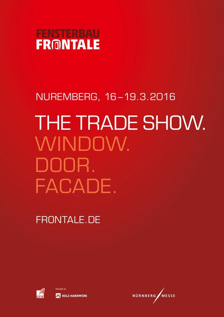 #frontale; #norymegra; #aluplast; #FENSTERBAU_FRONTALE-2016