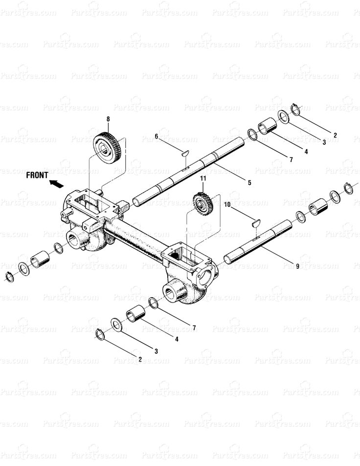 12 best Rear tine tiller repair. images on Pinterest