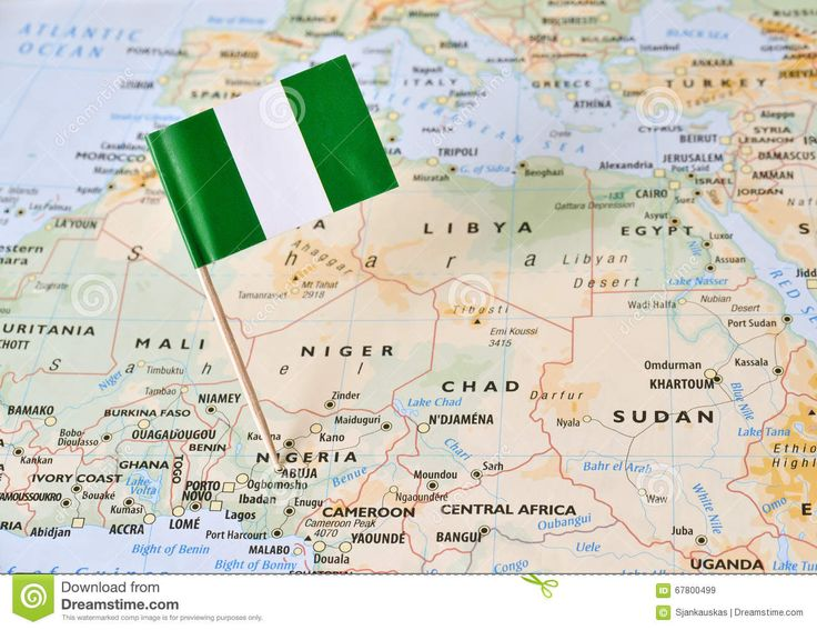 pin images of nigeria | Nigeria Flag Pin On Map Stock Photo - Image: 67800499