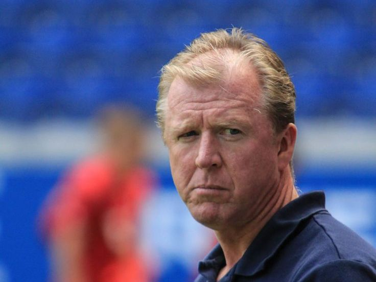 Steve McClaren - Wally With The Brolly is Axed Again