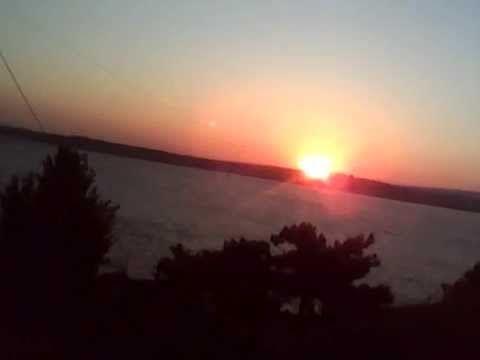 Çanakkale de mayıs güneşi doğuyor video görüntüsü