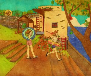 ilustrações de fofas de casais - Pesquisa Google