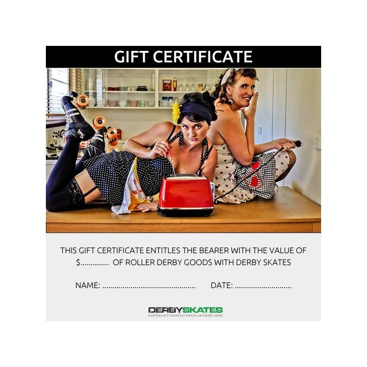 gettin those skaters in your life a fab gift voucher to spend with us
