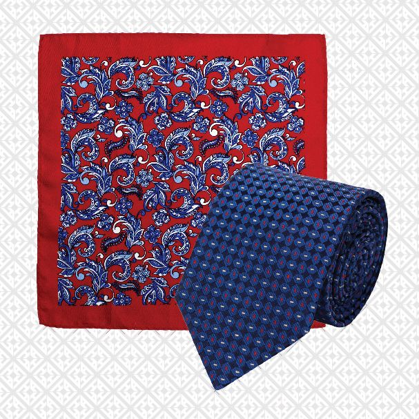 You can't go wrong with red and navy. A classic menswear combination #style #fashion #busniess #mensfashion #men #accessories