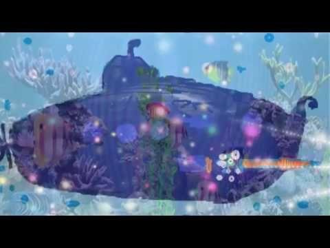 Blue Submarine by Muresan Israel