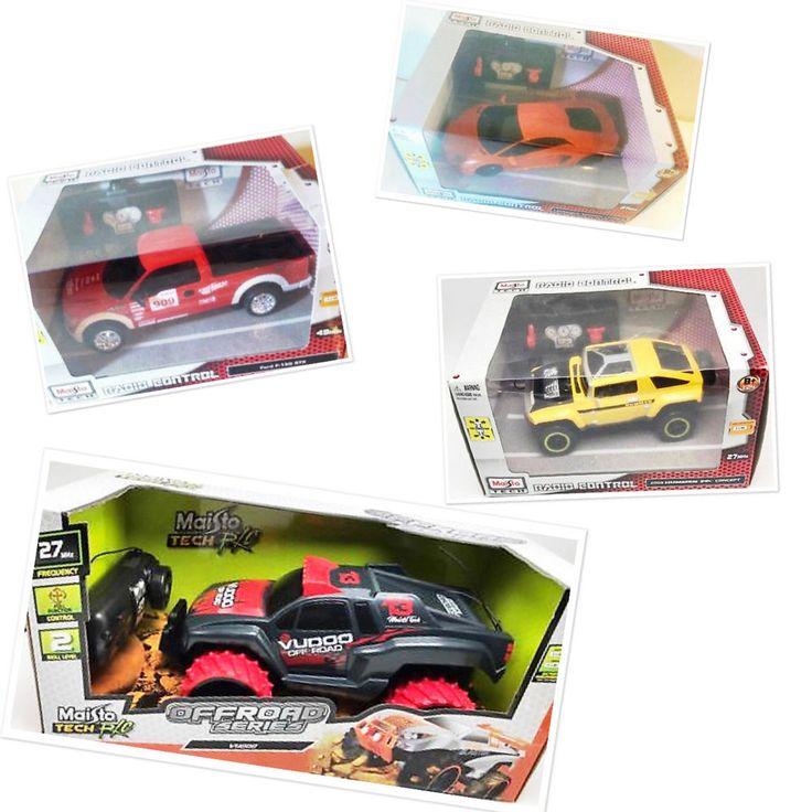Maisto Tech RC Car Hummer 1:24 Vudoo Off Road 1:16 Radio Control Full Function  | eBay
