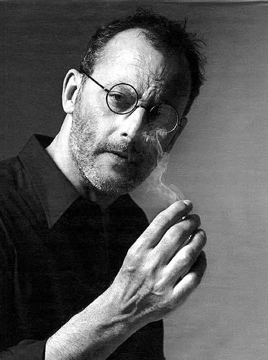 """Actually, I only have a few friends in real life. And when I say friends, I'm referring to those people who I've known since the 1960s.""—Jean Reno"