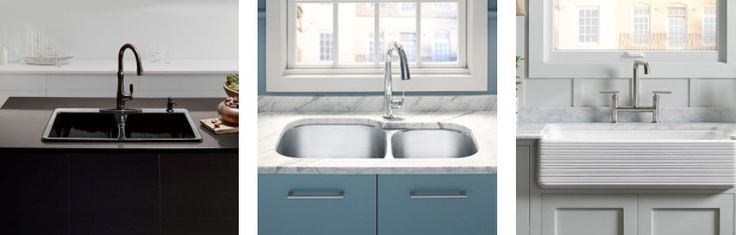 At the house Depot, we all know however necessary it's for you to own the proper reasonably sink. make a choice from a spread of materials – copper, cast iron, enamel, granite and stainless-steel room Home Depot Kitchen Sinks – to create the area yours. customise your sink with a stunning and useful regulator to