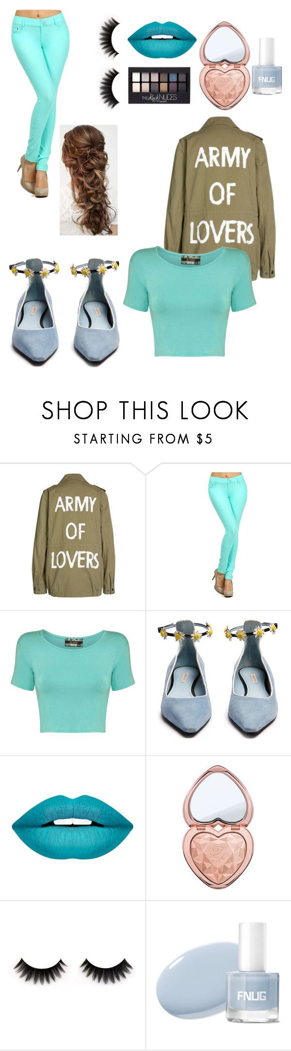 """Hipster Jasmine~Aladin"" by destiny-ivey on Polyvore featuring SET, jane, Pilot, Fabrizio Viti, Forever 21, Too Faced Cosmetics and Maybelline"