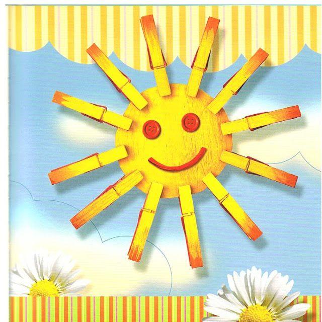 zon van wasknijpers