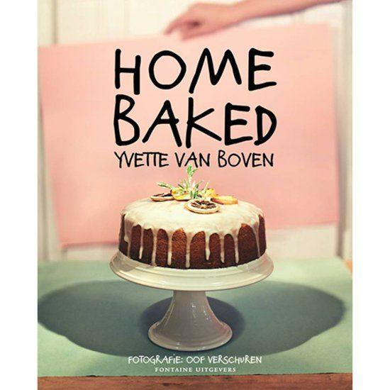 'Home baked' bevat ruim 200 originele bakrecepten en ideeën voor home made lekkers. Het boek zit vol met klassiekers en nieuwe vondsten, stuk voor stuk foolproof beschreven en prachtig in beeld gebracht. Daarnaast legt Yvette ook de basics van het bakken uit zoals taartbodems, basiscakes of beginnersbrood zodat u uw eigen variaties kunt bedenken.