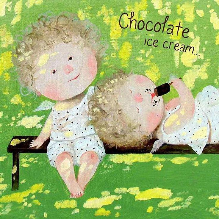Chocolate ice cream... #gapchinskaofficial #gapchinska #style #lifestyle #goodtimes #art #picture #sweet #love #likeforlike #follower #followme #drems #sosweet