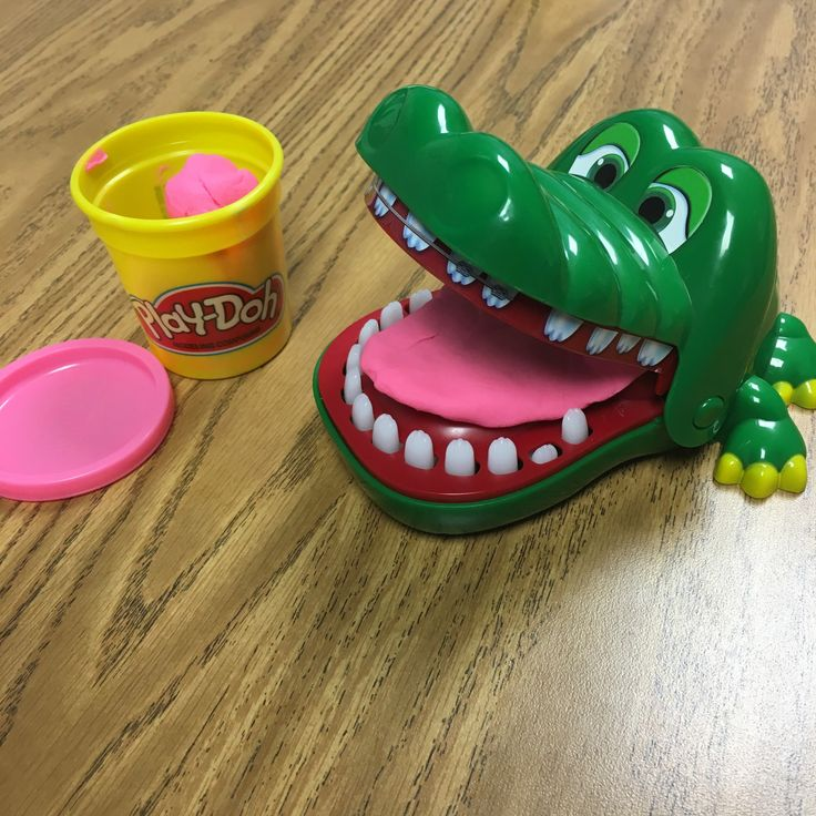 Play-Doh is great for use during speech therapy sessions because it is cheap…