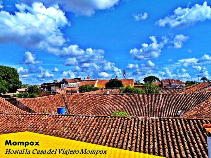 Mompox Visit our hostel and stay and'll get a guidance from the Colonial city.   Come and meet Mompos Hostal la Casa del Viajero Mompox  Tel 5 6840657  Cel. 3106522788  Wasap