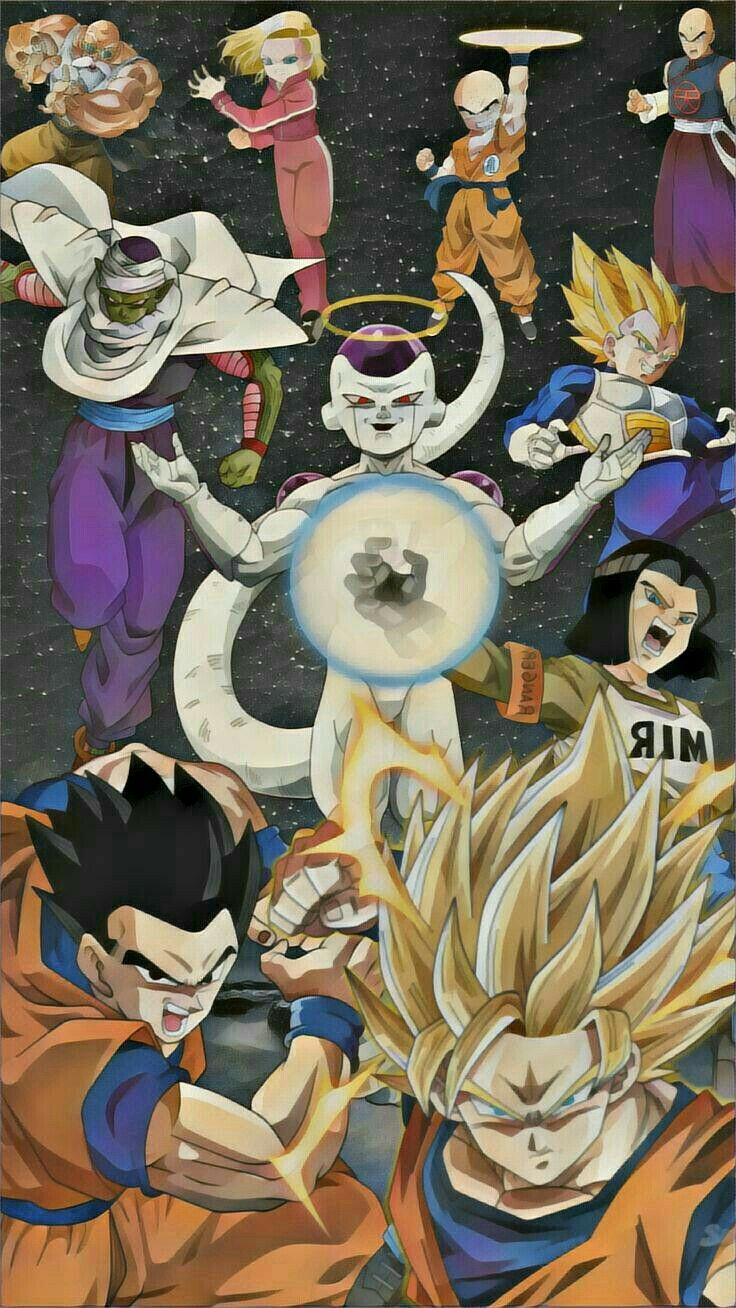 Team Universe 7 Dragonballsuper Dragon Ball Art Anime Dragon Ball Dragon Ball Wallpapers