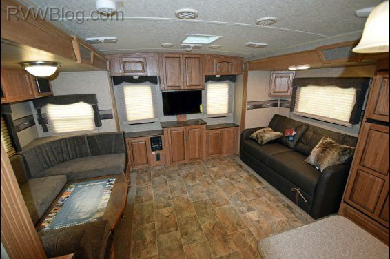 Click here to see the New 2016 Rockwood Ultra Lite 2703WS Travel Trailer by Forest River at RVWholesalers.com
