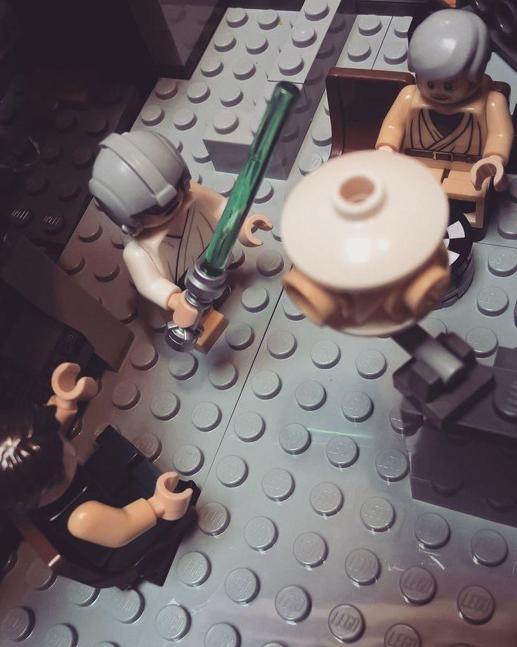 Luke Skywalker son of Vader #Legostarwars