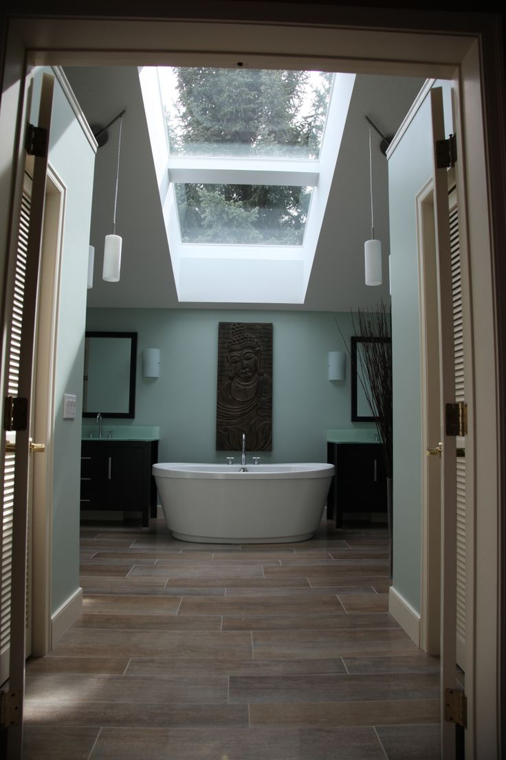 1000 images about multi skylight configurations on pinterest for Bathroom configurations