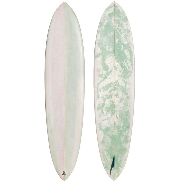 Justin Adams 8'0 Frita Bonita Single Fin Surfboard – Thalia Surf Shop
