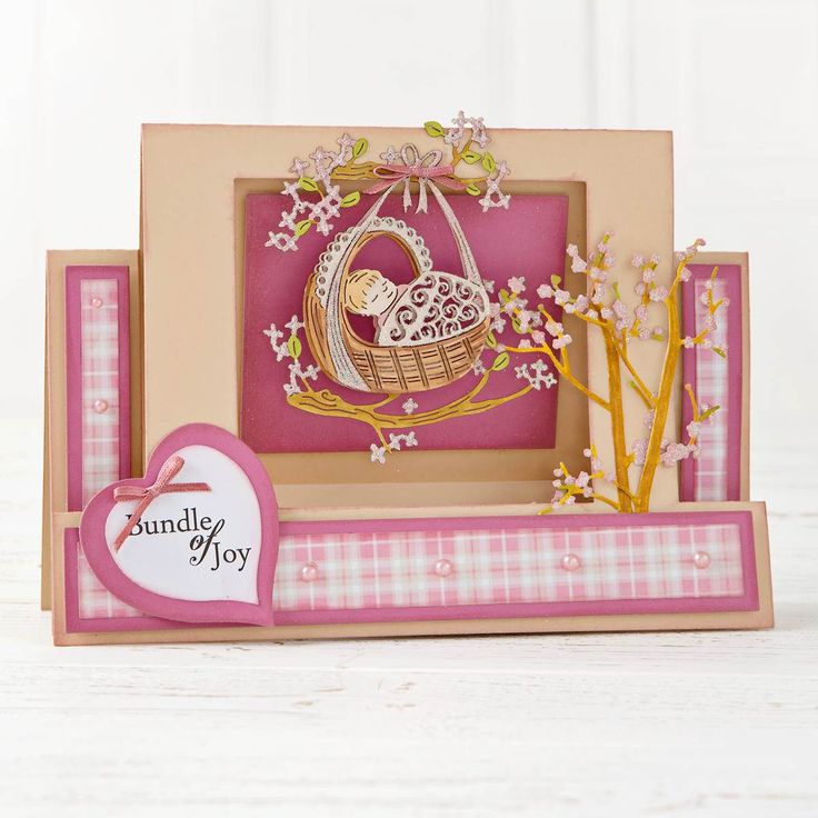 What a gorgeous card! Make your own with the @tatteredlaceuk Nursery Rhymes Multibuy: http://www.createandcraft.tv/pp/tatered-lace-nursey-rhymes-multibuy-with-348767?referrer=search&fh_location=//CreateAndCraft/en_GB/$s=348767 #cardmaking #papercraft
