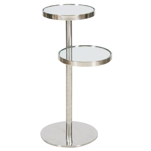 Super Useable Round / Swivel Side Table