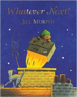 Whatever Next! by Jill Murphy ♥♥