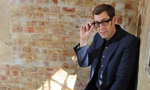 Richard Osman reveals why nystagmus has helped make him a star