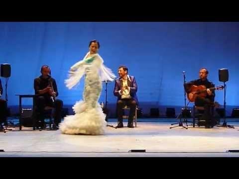 """Miguel Poveda y La Lupi """"Alegrías"""" - Teatro de La Axerquía - Córdoba - 1..."""