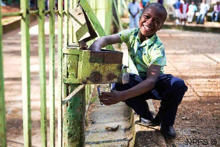 De l'eau à portée de main, un bonheur