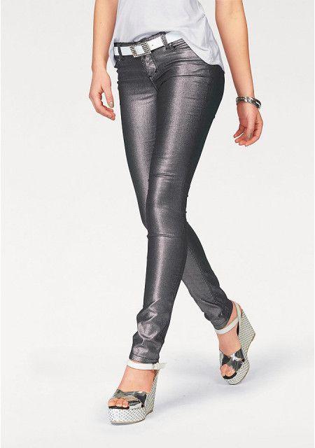 #Джинсы-стрейч #MELROSE  Цена 2099 руб Джинсы-стрейч. В гламурном стиле: из мягкого эластичного материала с блестящим напылением. Модный покрой «дудочки» с 5-ю карманами. Длина брючин с внутренней стороны ок. 83,5 см  Купить  http://shop.webdiz.com.ua/goods/dzhinsy-strejch-melrose/