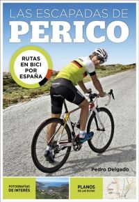 Perico Delgado ha diseñado las mejores excursiones para recorrer en bicicleta los lugares más impresionantes de España. Más de 30 rutas aptas para aficionados de todas las edades y niveles de experiencia: desde paseos relajados por vías sencillas, hasta senderos escarpados para bicicleta de montaña.   http://rabel.jcyl.es/cgi-bin/abnetopac?SUBC=BPBU&ACC=DOSEARCH&xsqf99=1836844